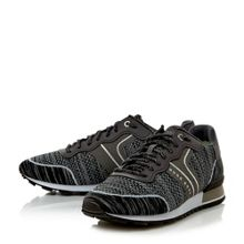 Hugo Boss Parkour runn contrast runner trainers