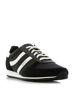 Orland runn double stripe trainers