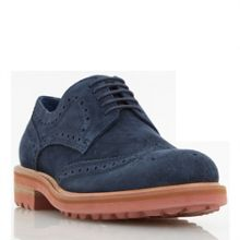 Dune Blindside Heavy Gibson Brogue Shoes
