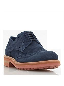 Blindside Heavy Gibson Brogue Shoes
