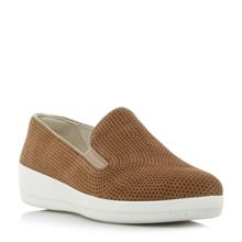 FitFlop Superskate perforated trainers