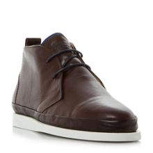 Oliver Sweeney Islingword leather wrap chukka boots