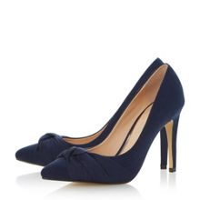 Head Over Heels Arria Knot Point Court Shoes