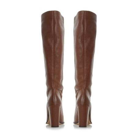 Dune Stockard slouch pull on boots
