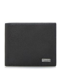 Osmar saffiano leather wallet