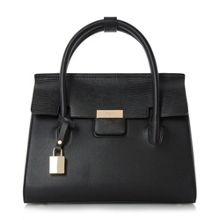 Dune Dormal formal flapover handbag