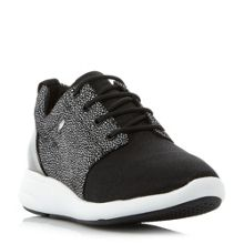 Geox OPHIRA Stingray Panel Print Trainers
