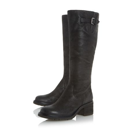 Dune Tedmund chunky casual high boots