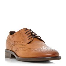 Bertie Butcher brogue lace up shoes