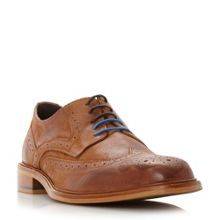 Bertie Baxter 1 Wingtip Brogue Shoes
