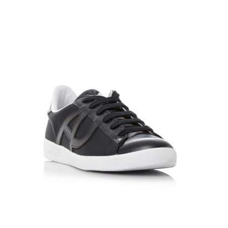 Armani Jeans 0935565-cc503 canvas trainers