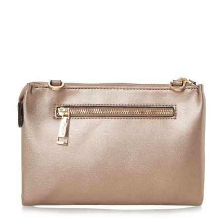 Dune Ennie folded pouch clutch bag