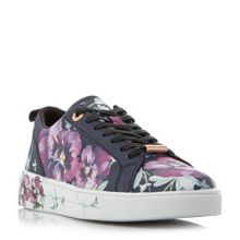Ted Baker Barrica floral trainer