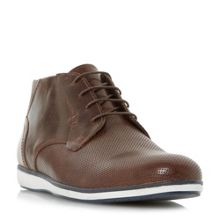 Howick Conaught perforated wedged sole boot