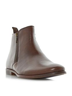 Marshel smart double zip ankle boots