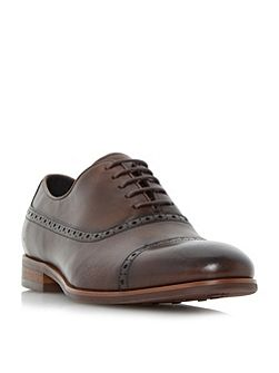 Promise punch hole detail oxford shoe