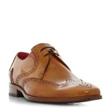 Jeffery West JB33 Burnished Wingtip Brogue Shoe