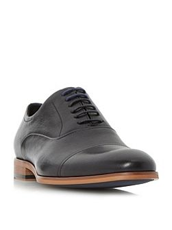 Padstow Soft Leather Toecap Oxford Shoes
