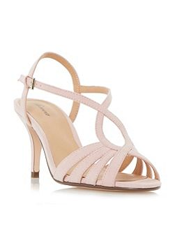 Madisan strappy cross over sandals