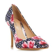 Head Over Heels AINE Court Shoes