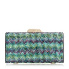 Dune Bziggy beaded box bag