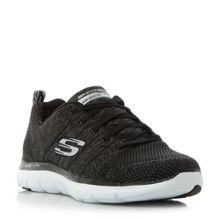 Skechers Fa 2.0 high ene flat knit lace up