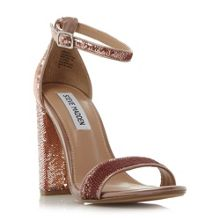 Steve Madden Carrson-s sm sequined two part sandals