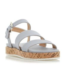 Head Over Heels Latin cork sole flatform sandals