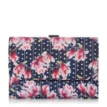 Head Over Heels Brogan clip frame clutch