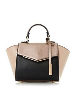Sandy micro winged envelope front micro bag