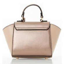 Dune Sandy micro winged envelope front micro bag