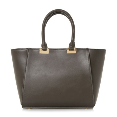 Dune Deanne envelope front pocket handbag