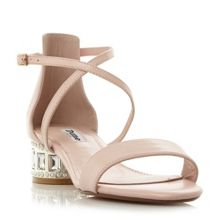 Dune Mermaid jewel embellished sandals