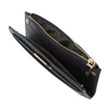 Dune Kerrie metal trim purse