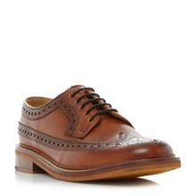 Bertie Pharrell lace up brogue shoes