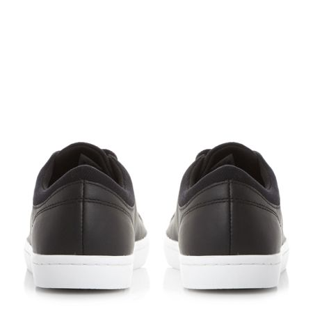 Lacoste Straightset spt lace up cupsole trainers