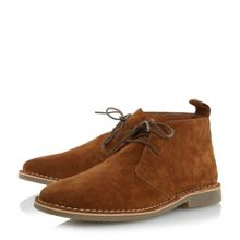Howick Caughts desert boots