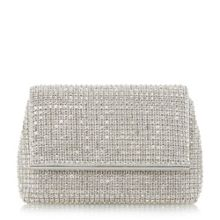 Dune Everlina diamante clutch bag