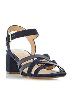 Janner Block Heel Strappy Sandals