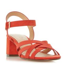 Linea Janner Block Heel Strappy Sandals