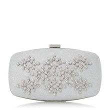 Linea Blissie embellished clutch bag