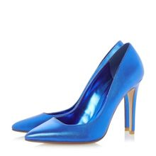 Dune Aiyana high heel court shoes