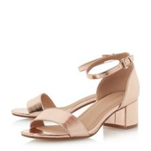 Head Over Heels Ireena 2 part city sandals