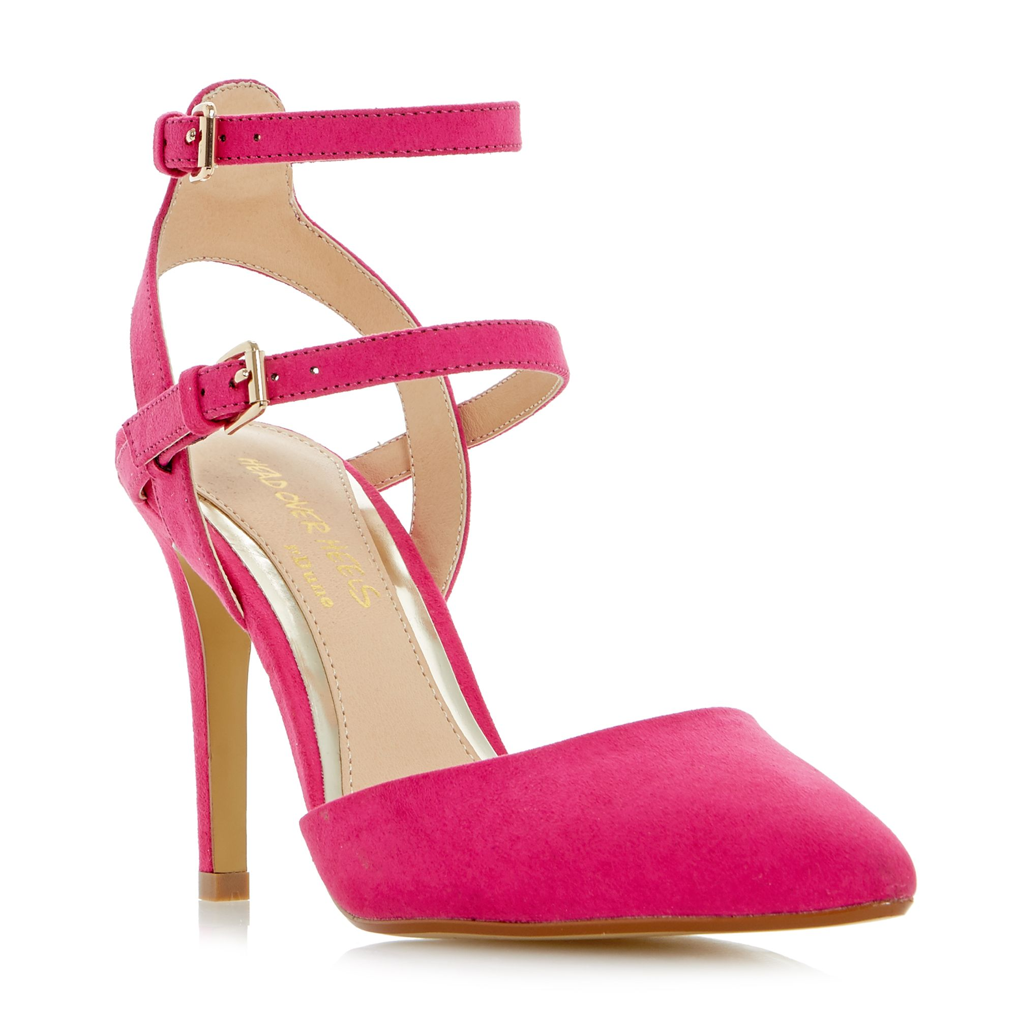 Head Over Heels Pointed Court Shoes
