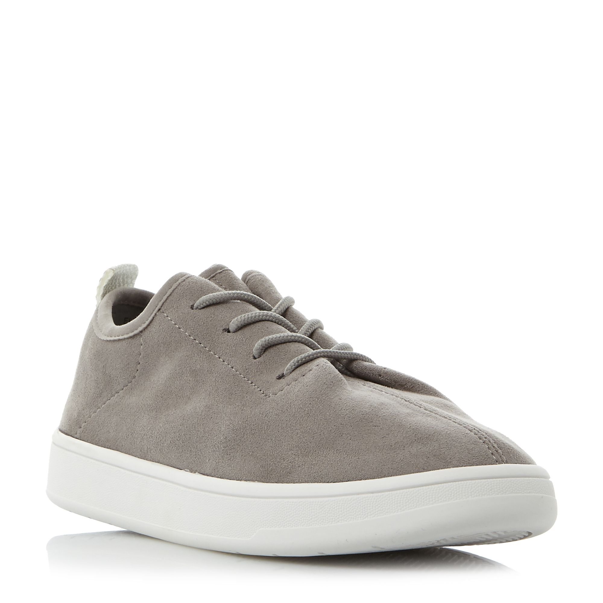 Steve Madden ELEXA SM LACE UP TRAINERS, Grey