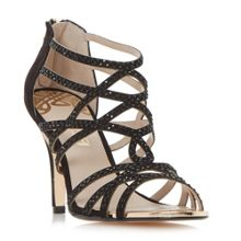 Biba MAURA LASERCUT HIGH DRESSY SANDALS