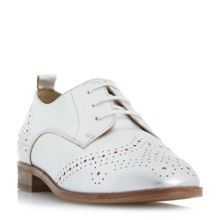 Dune Foster laceup brogue shoes