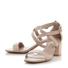 Dune Montie wide fit sandals