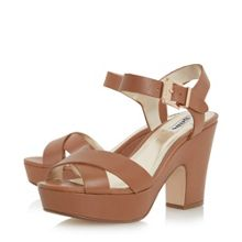 Dune Iyla cross vamp sandals