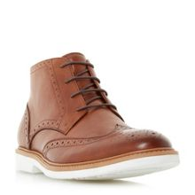 Dune Congo brogue casual boots